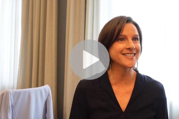Im Interview: Awards-Moderatorin Kay-Sölve Richter